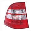 Anzo 321054 - Anzo Red/Clear LED Taillights