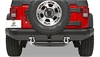 Bestop 42911-01 - Bestop HighRock 4 x 4 Rear Bumpers