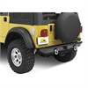 Bestop 44903-01 - Bestop HighRock 4 x 4 Rear Bumpers
