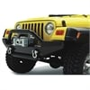 Bestop 44906-01 - Bestop HighRock 4x4 Narrow Front Bumpers