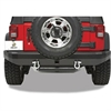 Bestop 44911-01 - Bestop HighRock 4 x 4 Rear Bumpers