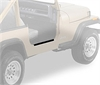 Bestop 51047-01 - Bestop HighRock 4x4 Entry Guards