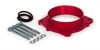 Airaid 350-532 - Airaid PowerAid Throttle Body Spacers