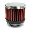 Airaid-Chrome-Top-Crankcase-Breather-Filters
