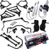 Ridetech 11040399 - Ridetech 1958-64 Chevy Impala Air Suspension System