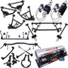 Ridetech 11160399 - Ridetech 1967-69 Camaro/Firebird Air Suspension System