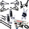 Ridetech 11230299 - Ridetech 1964-72 Chevelle/GTO/Cutlass/Skylark Air Suspension System