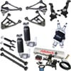 Ridetech 11240299 - Ridetech 1964-72 Chevelle/GTO/Cutlass/Skylark Air Suspension System