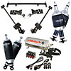 Ridetech 11250199 - Ridetech 1962-67 Chevy II Air Suspension System