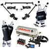 Ridetech 11250299 - Ridetech 1962-67 Chevy II Air Suspension System