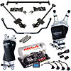Ridetech 11250399 - Ridetech 1962-67 Chevy II Air Suspension System