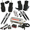 Ridetech 11280199 - Ridetech 1965-70 Chevy Impala Air Suspension System