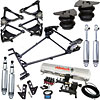 Ridetech 11340299 - Ridetech 1963-72 GM C10 Pickup Air Suspension System