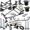 Ridetech 11340399 - Ridetech 1963-72 GM C10 Pickup Air Suspension System