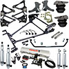 Ridetech 11350399 - Ridetech 1963-72 GM C10 Pickup Air Suspension System
