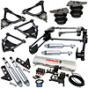 Ridetech 11360299 - Ridetech 1973-87 GM C10 Pickup Air Suspension System