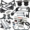 Ridetech 11360399 - Ridetech 1973-87 GM C10 Pickup Air Suspension System
