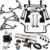 Ridetech 11380399 - Ridetech 1999-2006 GM Silverado Pickup Air Suspension System