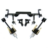 Ridetech 13027199 - Ridetech AirBar 4-Link Rear Suspension System