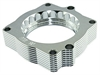 AFE Power 46-32002 - AFE Silver Bullet Throttle Body Spacers