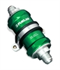 Fuelab 84831-6 - Fuelab 848/858 Series Intergrated In-Line Fuel Filters/Check Valves