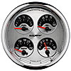 Auto Meter 1225 - Auto Meter American Muscle Gauges and Dash Kits
