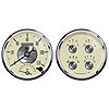 Auto Meter 2004 - Auto Meter Prestige Antique Ivory Gauges