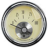 Auto+Meter 2027 - Auto Meter Prestige Antique Ivory Gauges