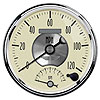 Auto Meter 2090 - Auto Meter Prestige Antique Ivory Gauges