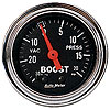Auto Meter 2401 - Auto Meter Traditional Chrome Gauges