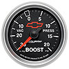Auto Meter 3607-00406 - Auto Meter Officially Licensed GM Gauges