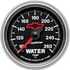 Auto Meter 3655-00406 - Auto Meter Officially Licensed GM Gauges
