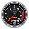 Auto Meter 3674-00406 - Auto Meter Officially Licensed GM Gauges