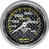 Auto Meter 4731SP-15FOO - Auto Meter Carbon Fiber Gauges
