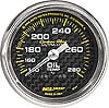 Auto Meter 4741SP-15FOO - Auto Meter Carbon Fiber Gauges