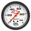 Auto Meter 5821-00406 - Auto Meter Officially Licensed GM Gauges