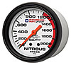 Auto Meter 5828-00407 - Auto Meter GM Performance Parts Gauges