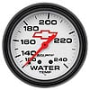 Auto Meter 5832-00406 - Auto Meter Officially Licensed GM Gauges
