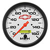 Auto Meter 5889-00406 - Auto Meter Officially Licensed GM Gauges