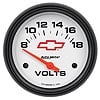 Auto Meter 5891-00406 - Auto Meter Officially Licensed GM Gauges