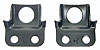Auto Metal Direct W-750 - Auto Metal Direct Replacement Bumper Brackets
