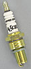 Accel Spark Plugs 0141-4 - Accel Copper Core Spark Plugs