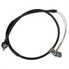 BBK Performance Parts 3517 - BBK Performance Parts Mustang Adjustable Clutch Cable and Quadrant Kits