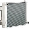Be Cool Radiators 10009 - Be Cool Aluminator Series Custom Fit Aluminum Radiators