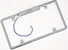 Billet Specialties 55320 - Billet Specialties License Plate Frames