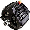 Billet Specialties BLK12050 - Billet Specialties Tru Trac Billet Alternators