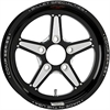 Billet-Specialties-Comp-5-Black-Anodized-SFI-Drag-Wheels