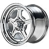 Billet Specialties RS0351F6175N - Billet Specialties Street Lite Wheels