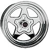 Billet Specialties RS045106535N - Billet Specialties R/T Billet Race Wheel
