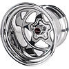 Billet Specialties RS045146165N - Billet Specialties Bargain Wheels